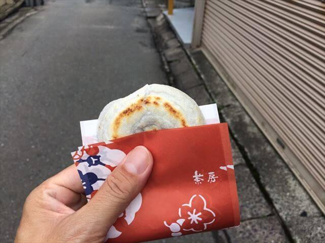 梅枝餅の写真